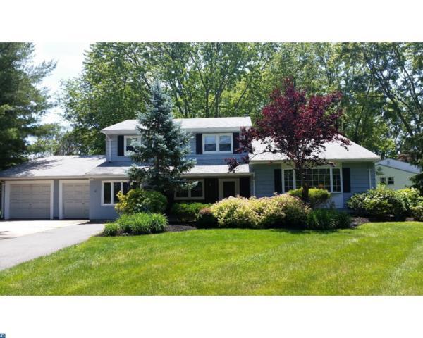 13 Holly Drive, East Windsor, NJ 08520 (MLS #6993867) :: The Dekanski Home Selling Team