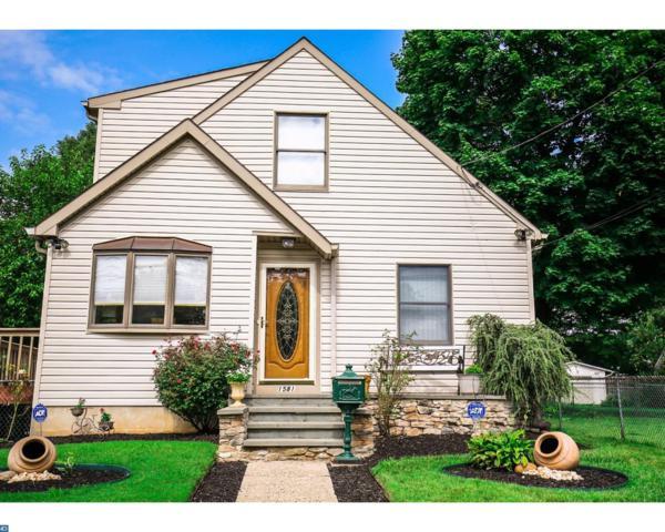 1581 Prospect Street, Ewing, NJ 08638 (MLS #7033733) :: The Dekanski Home Selling Team