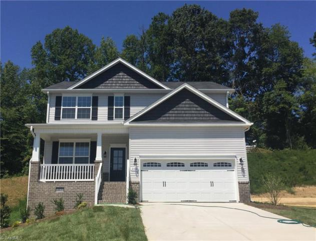 204 Glenlivet Court Lot 26, Kernersville, NC 27284 (MLS #890160) :: Berkshire Hathaway HomeServices Carolinas Realty