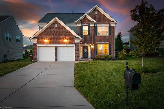3021 Plum River Cove, High Point, NC 27265 (MLS #973217) :: Berkshire Hathaway HomeServices Carolinas Realty