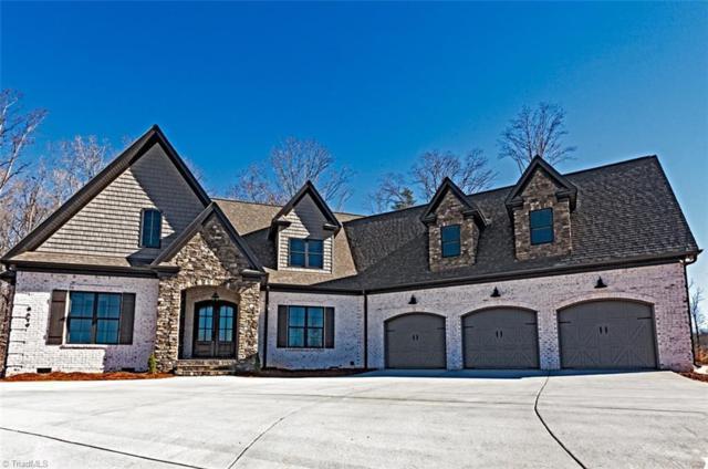 8619 Robert Jessup Drive, Greensboro, NC 27455 (MLS #839946) :: HergGroup Carolinas