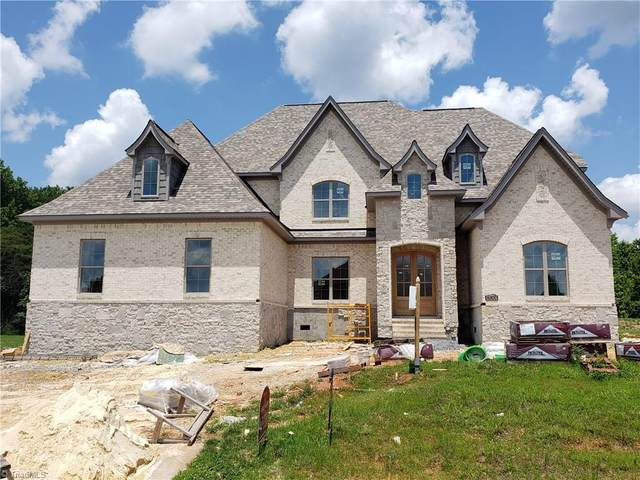 6300 Matheson Court, Summerfield, NC 27358 (MLS #948163) :: Berkshire Hathaway HomeServices Carolinas Realty