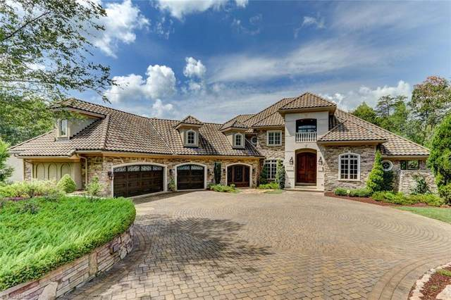 220 Leeward Drive, Stokesdale, NC 27357 (MLS #987626) :: Berkshire Hathaway HomeServices Carolinas Realty