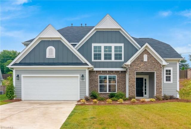 703 Sugarberry Lane Sug0013, Greensboro, NC 27455 (MLS #886641) :: Berkshire Hathaway HomeServices Carolinas Realty