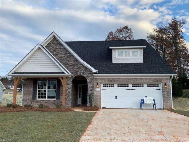 433 Melva Lane Lot 2, Kernersville, NC 27284 (MLS #896486) :: The Temple Team