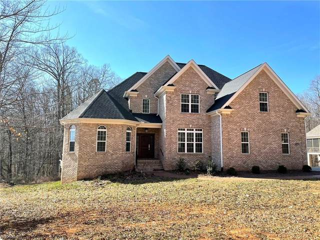 5460 Meadowlark Court, Winston Salem, NC 27106 (MLS #915398) :: Ward & Ward Properties, LLC
