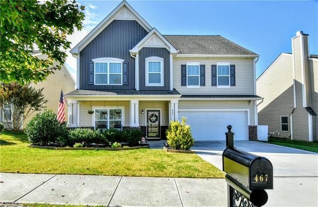 467 Summergate Drive, Winston Salem, NC 27103 (MLS #000407) :: Team Nicholson
