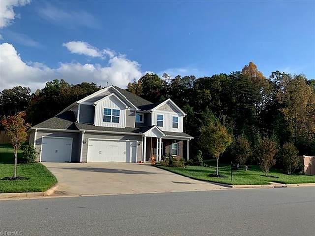 6743 Barton Creek Drive Lot #211, Whitsett, NC 27377 (MLS #000416) :: Lewis & Clark, Realtors®
