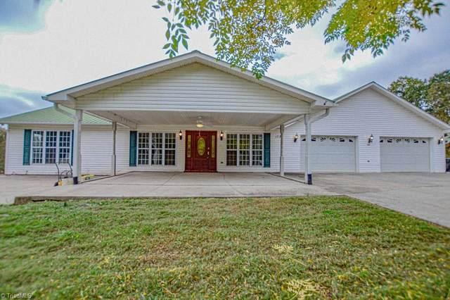 173 Colonial Lane, Mocksville, NC 27028 (MLS #000452) :: Lewis & Clark, Realtors®
