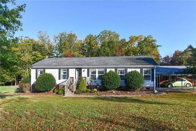 987 Sardis Church Road, Madison, NC 27025 (MLS #000471) :: Greta Frye & Associates | KW Realty Elite