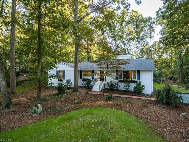 407 N Elliott Road, Chapel Hill, NC 27514 (MLS #000474) :: Berkshire Hathaway HomeServices Carolinas Realty