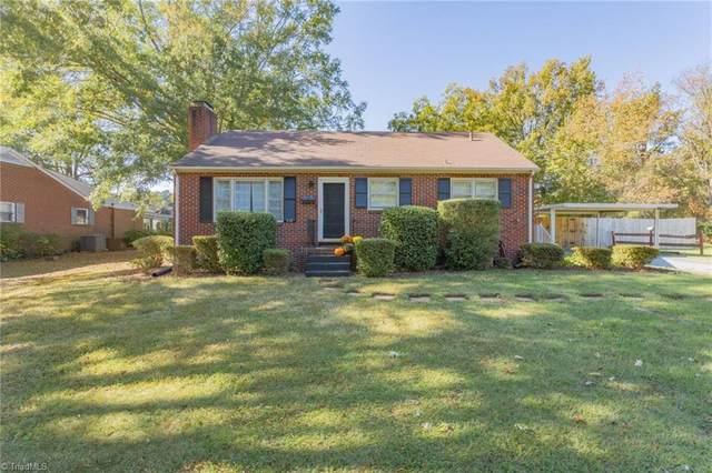 718 Flynt Street, Kernersville, NC 27284 (#000505) :: Mossy Oak Properties Land and Luxury
