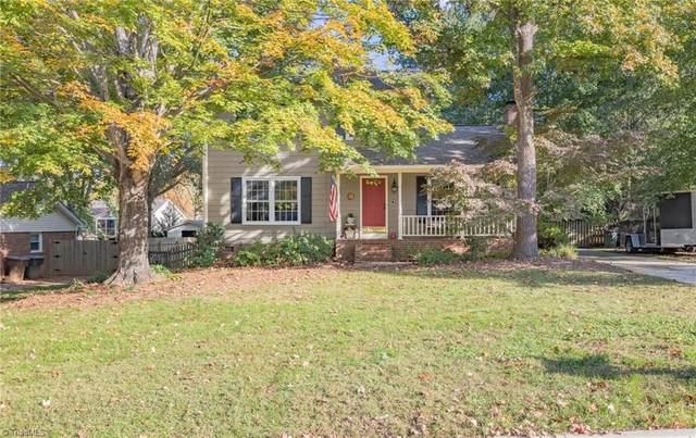 4103 Talmaga Lane, Greensboro, NC 27410 (MLS #000510) :: Lewis & Clark, Realtors®