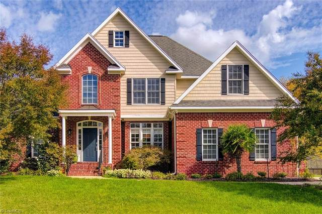 7704 Devonmille Court, Greensboro, NC 27455 (MLS #000559) :: Lewis & Clark, Realtors®