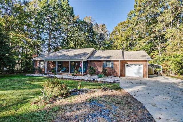 414 Back Creek Terrace, Asheboro, NC 27205 (MLS #000563) :: Greta Frye & Associates   KW Realty Elite