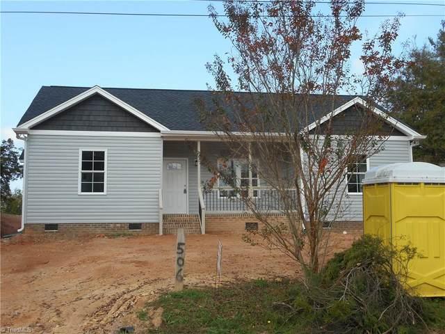 506 Concord Street, Thomasville, NC 27360 (MLS #000566) :: Greta Frye & Associates | KW Realty Elite