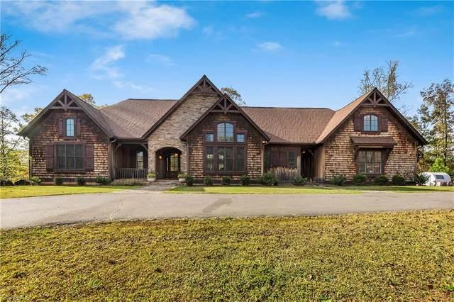 1043 Big Wood Trail, Yadkinville, NC 27055 (MLS #000580) :: Greta Frye & Associates   KW Realty Elite