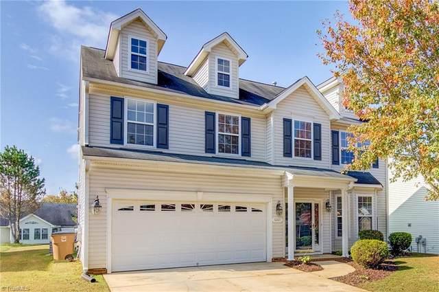 6005 Elderbush Drive, Greensboro, NC 27405 (MLS #000594) :: Team Nicholson
