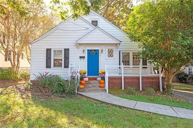 1245 S Hawthorne Road, Winston Salem, NC 27103 (MLS #000604) :: Greta Frye & Associates | KW Realty Elite
