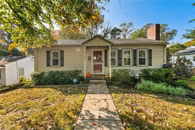 2406 Hoyt Street, Winston Salem, NC 27103 (MLS #000610) :: Greta Frye & Associates | KW Realty Elite