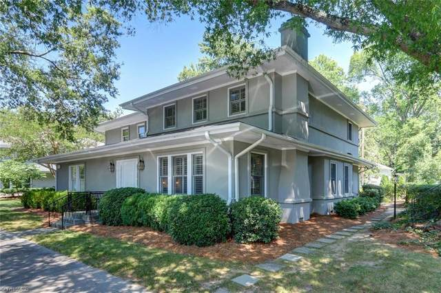 414 Fisher Park Circle A, Greensboro, NC 27401 (#000621) :: Mossy Oak Properties Land and Luxury