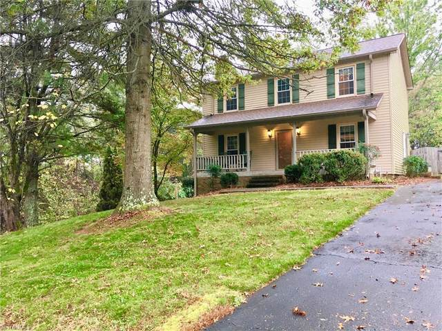 111 Oak Pointe Drive, King, NC 27021 (MLS #000627) :: Lewis & Clark, Realtors®