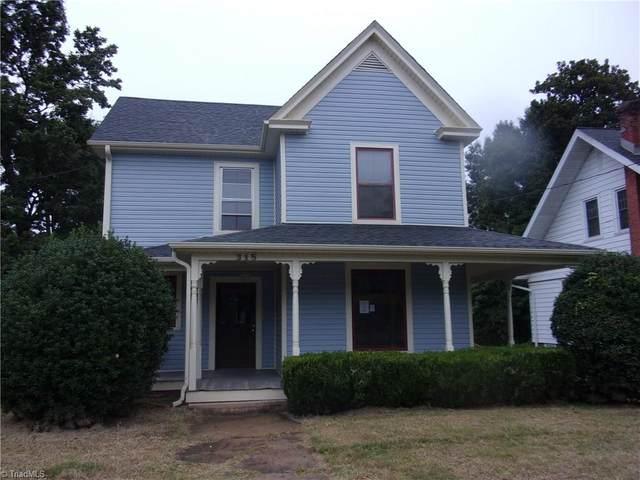 315 Maple Avenue, Reidsville, NC 27320 (MLS #000628) :: Greta Frye & Associates | KW Realty Elite