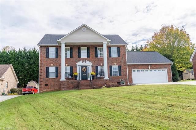 1406 Sagewood Lane, Archdale, NC 27263 (MLS #000644) :: Greta Frye & Associates | KW Realty Elite