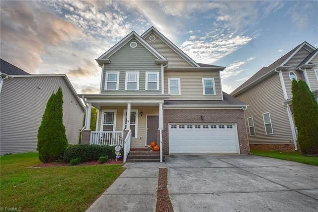 2075 Glenkirk Drive, Burlington, NC 27215 (MLS #000668) :: Greta Frye & Associates | KW Realty Elite