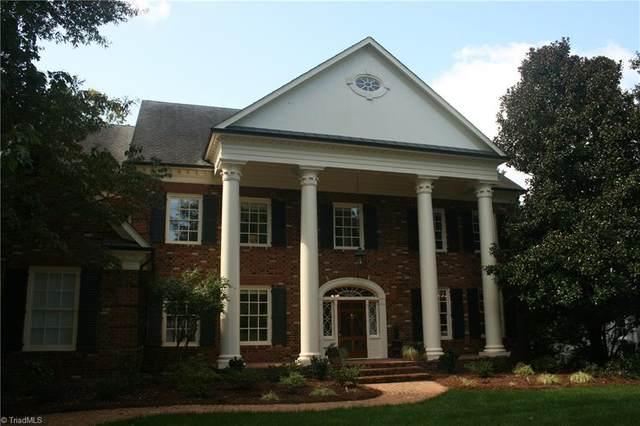 8 Loch Ridge Drive, Greensboro, NC 27408 (MLS #000670) :: Berkshire Hathaway HomeServices Carolinas Realty