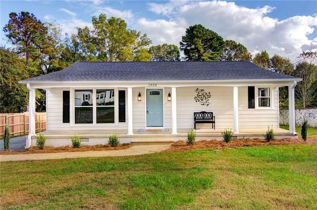 1928 Hilldale Drive, Burlington, NC 27215 (MLS #000712) :: Ward & Ward Properties, LLC
