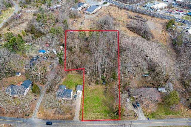 0 Gracemont Drive, Winston Salem, NC 27106 (MLS #000717) :: Berkshire Hathaway HomeServices Carolinas Realty