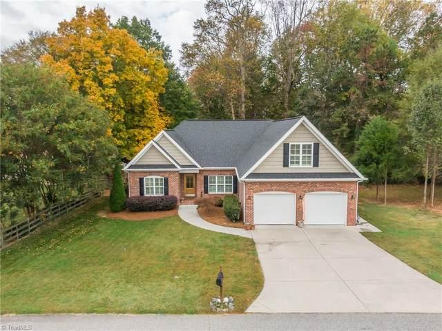 778 Campbell Glen Lane, Winston Salem, NC 27103 (MLS #000742) :: Greta Frye & Associates | KW Realty Elite