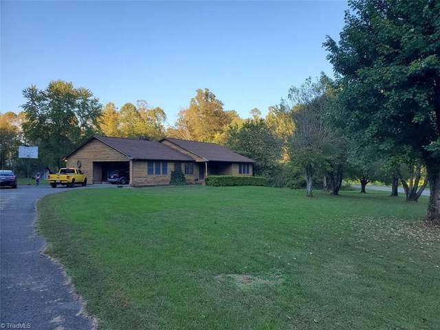 1630 Simpson Mill Road, Mount Airy, NC 27030 (MLS #000744) :: Berkshire Hathaway HomeServices Carolinas Realty