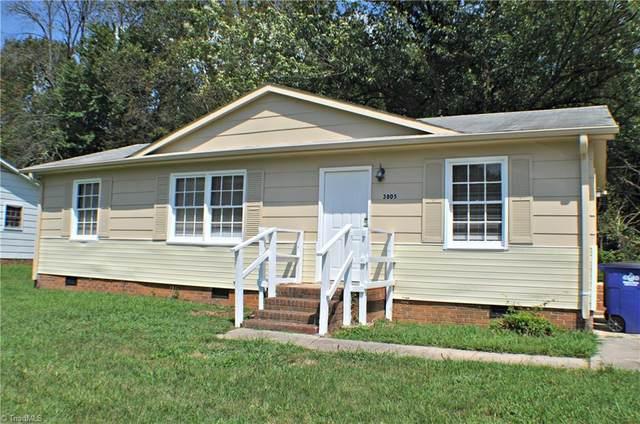 3805 Queen Ann Circle, Winston Salem, NC 27106 (MLS #000748) :: Greta Frye & Associates | KW Realty Elite