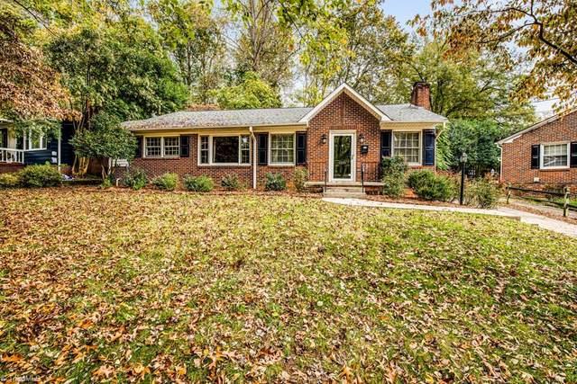 1225 Magnolia Street, Winston Salem, NC 27103 (MLS #000749) :: Greta Frye & Associates | KW Realty Elite