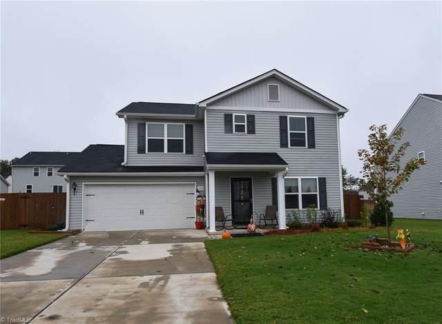 105 Telegraph Lane, Burlington, NC 27217 (MLS #000757) :: Ward & Ward Properties, LLC