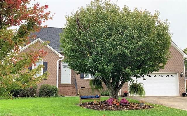 912 George Place Drive, Kernersville, NC 27284 (MLS #000761) :: Greta Frye & Associates | KW Realty Elite