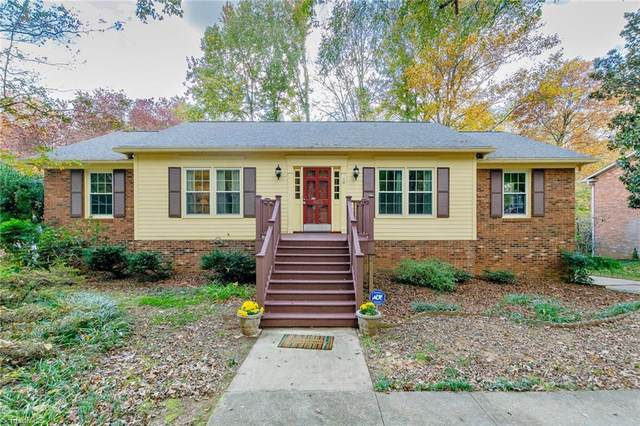 6015 Buckhorn Road, Greensboro, NC 27410 (MLS #000766) :: Greta Frye & Associates | KW Realty Elite