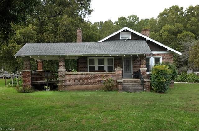 3113 Old Concord Road, Salisbury, NC 28146 (MLS #000774) :: Greta Frye & Associates | KW Realty Elite