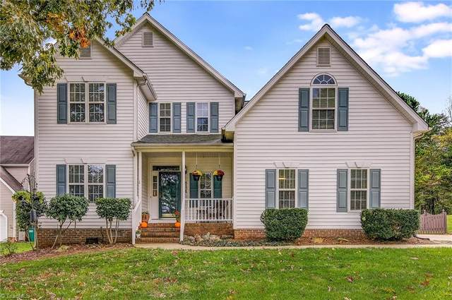 4134 Queens Grant Road, Jamestown, NC 27282 (MLS #000791) :: Lewis & Clark, Realtors®