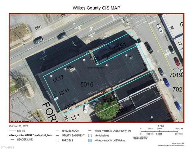 319 10th Street, North Wilkesboro, NC 28659 (MLS #000797) :: Ward & Ward Properties, LLC