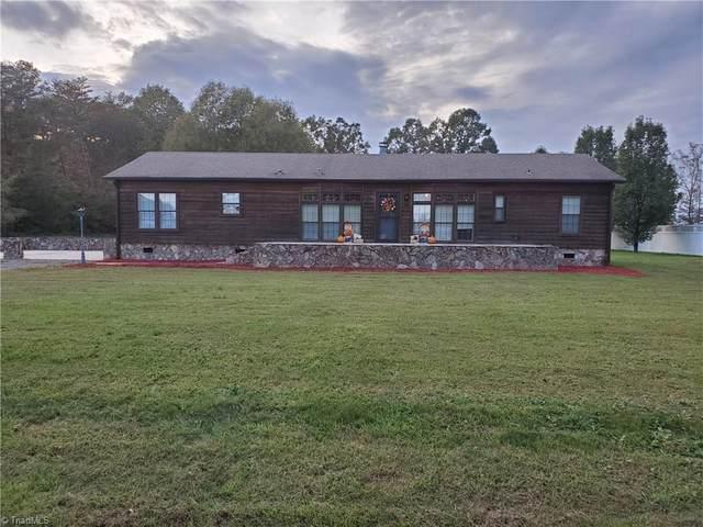 367 Speer Road, Mocksville, NC 27028 (#000816) :: Premier Realty NC