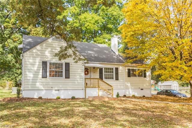 521 E Farriss Avenue, High Point, NC 27262 (MLS #000842) :: Ward & Ward Properties, LLC