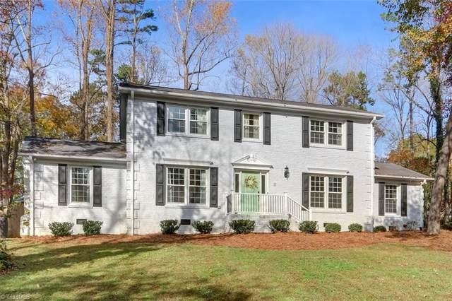 401 Tangle Drive, Jamestown, NC 27282 (MLS #000864) :: HergGroup Carolinas | Keller Williams