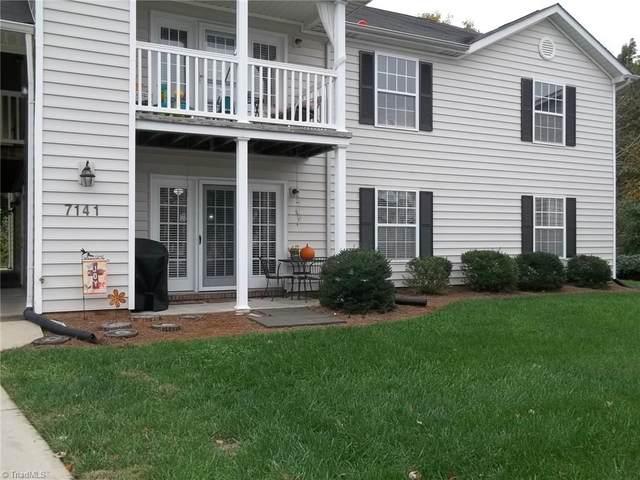 7141 Friendly Avenue D, Greensboro, NC 27410 (MLS #000895) :: Ward & Ward Properties, LLC