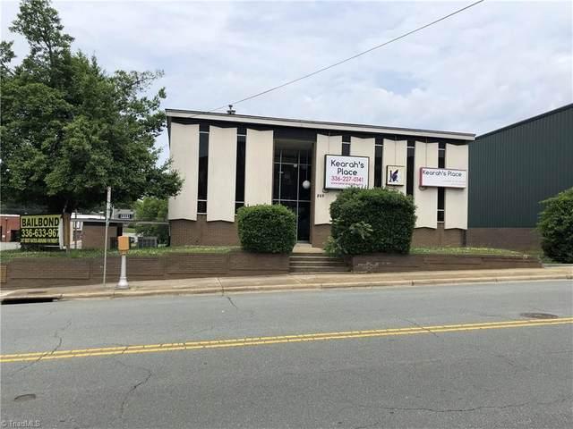 869 S Main Street, Burlington, NC 27215 (MLS #000907) :: Ward & Ward Properties, LLC