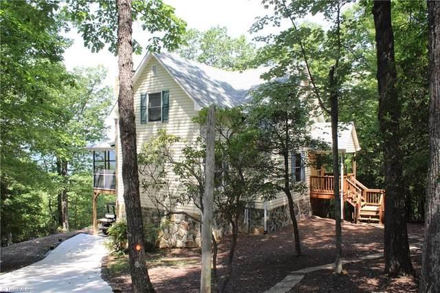 142 View Point Drive, Traphill, NC 28685 (MLS #000940) :: Ward & Ward Properties, LLC