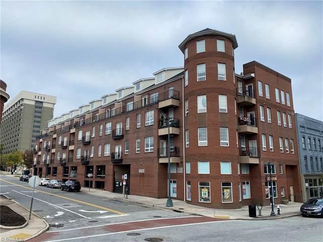 360 S Elm Street #208, Greensboro, NC 27401 (MLS #000943) :: Ward & Ward Properties, LLC