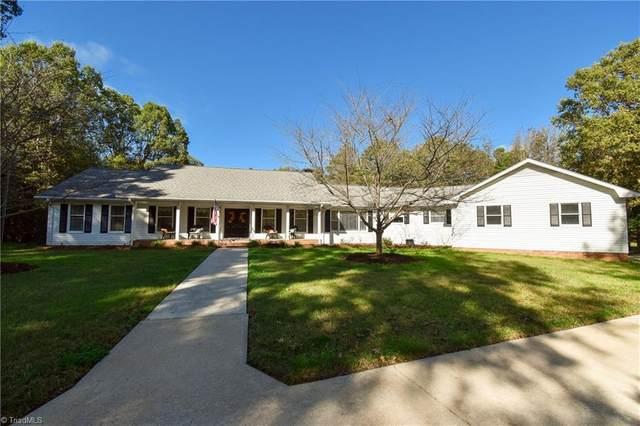 10209 S Nc Highway 49, Liberty, NC 27298 (#000957) :: Mossy Oak Properties Land and Luxury